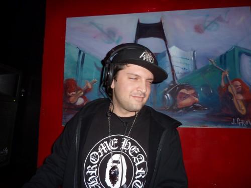DJing in San Diego 2010