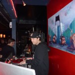DJing at Liquid Night in San Diego 2010