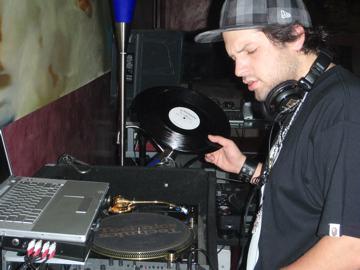 Home studio DJ session 2009