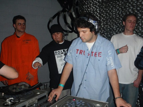 I Love LA Masquerade Ball 2009
