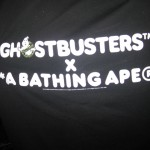 Ghostbusters x A Bathing Ape collab