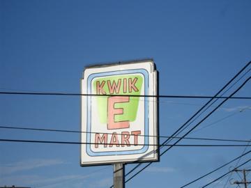 Kwik E Mart in Venice