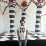 Tim Burtons exhibit at LACMA 2011