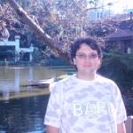 "At the Lake Shrine Meditation Gardens ""Self Realization Fellowship"" in the Pacific Palisades California 2011"