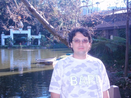 "At the Lake Shrine Meditation Gardens ""Self Realization Fellowship"" in the Pacific Palisades California 2011"
