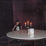 Drinking Rose Martinis @ the Delano in Miami WMC 2010
