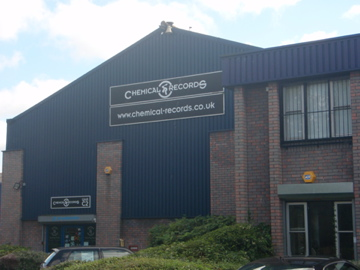 At the Chemical Records plant in Bristol 2009