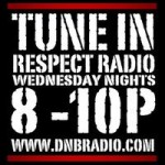 Respect DnB Radio 1/18/12 With DJ Construct & DJ Scooba