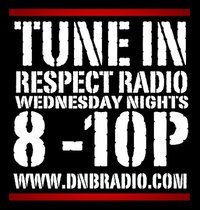 Respect DnB Radio 1/18/12 With DJ Construct & DJ Scooba