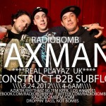 Radio Bomb KPFK with Taxman
