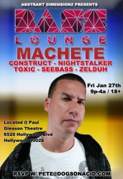 Bass Lounge with Machete & DJ Construct
