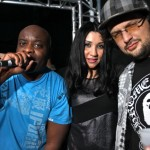 Daddy Earl, Erika, & Construct, for Hype night LA (January 2012)