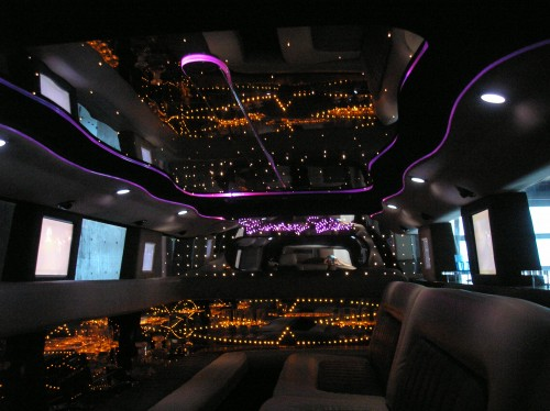 "The ""Century Club Hummer Limo"
