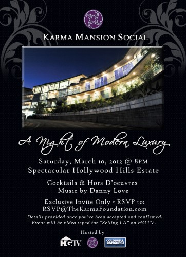 Karma Mansion Party