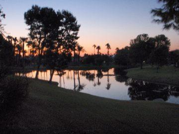 Palm Springs Sunrise 2007