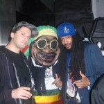Construct, Mr. Jamaica, & Q-Bwoy at Jamaican Gold