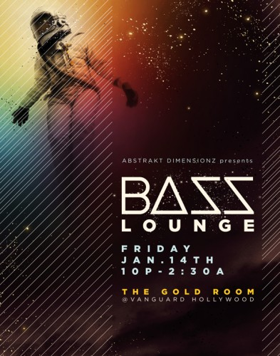 Bass Lounge January 2011