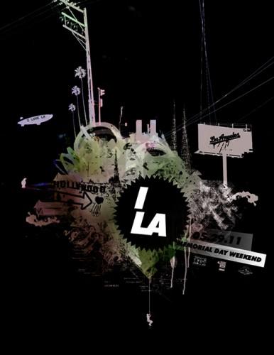 I Love LA Memorial Day Weekend 2011