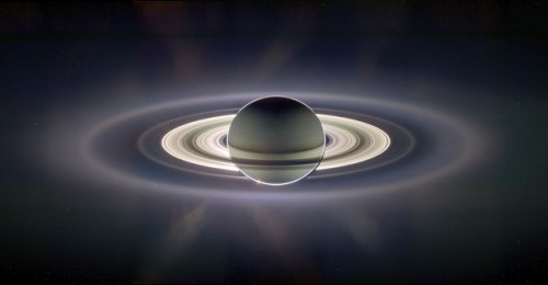 A recent High Def photo taken of the planet Saturn!